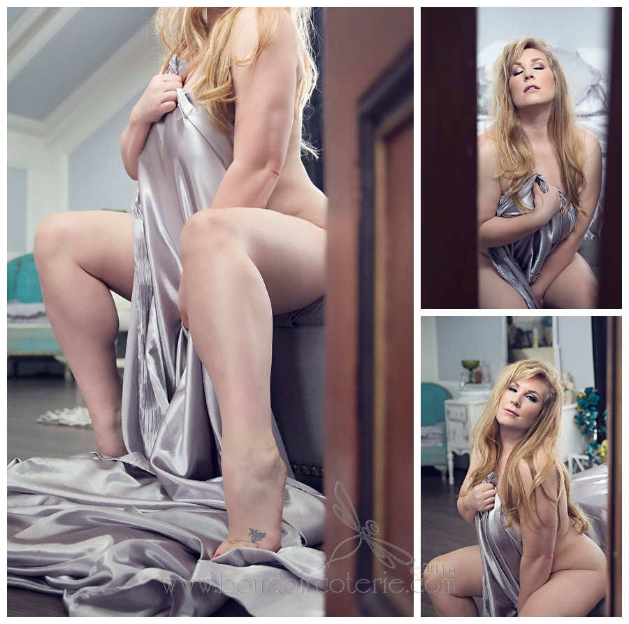 San Jose Campbell Bay Area boudoir